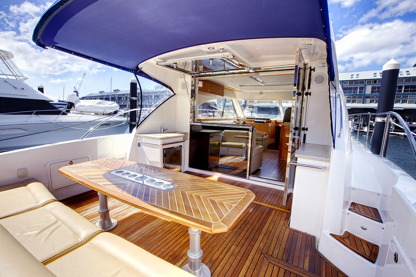 Seaduction-Sydney-Harbour-VIP-Charters-deck